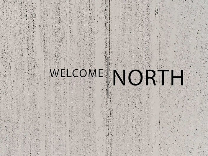 WELCOME NORTH