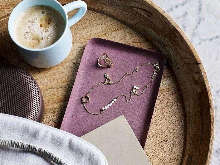 Billede af Smykker, Kaffe, interiør