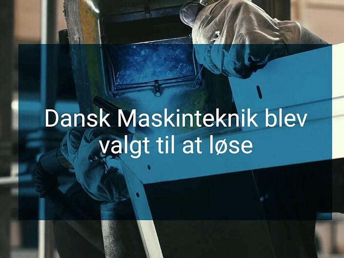 Dansk Maskin Teknik